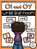 Write the Room- OI AND OY