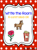 Write the Room - R-controlled OR