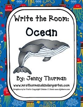 Write the Room: Ocean