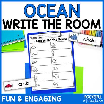 Ocean Animals Write the Room
