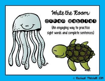 Write the Room: Ocean Habitat