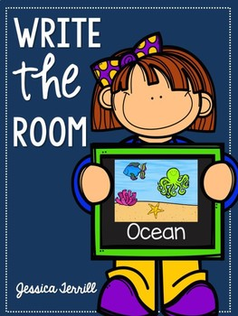 Write the Room: The Ocean