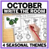 Write the Room Bundle: October