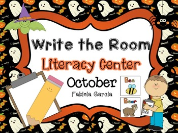 Write the Room-October