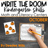 Write the Room K: October