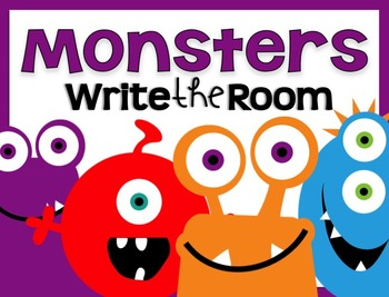 Write the Room {October Bundle}