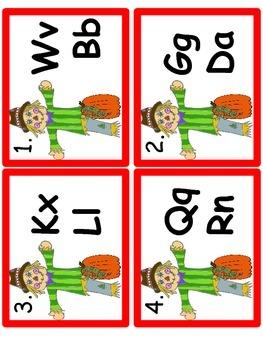 Write the Room October and November Kindergarten Activities