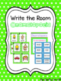 Write the Room - Onomatopoeia