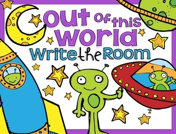 Write the Room {Out of this World}
