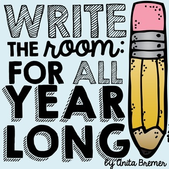 Write the Room All Year Bundle