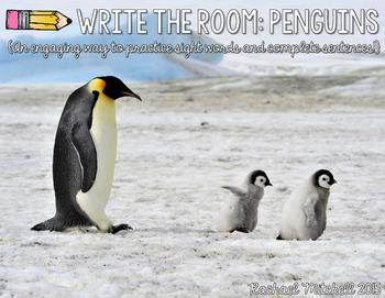 Write the Room: Penguins