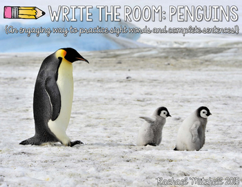Write the Room: Penguins