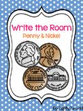 Write the Room - Pennies & Nickels