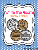 Write the Room - Pennies & Nickels