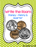 Write the Room - Pennies & Quarters