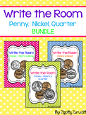 Write the Room - Penny, Nickel, Dime, Quarter Bundle
