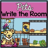 Write the Room ♥ Pets ♥ Cross Curricular ♥ Center