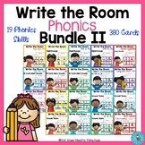 Write the Room Phonics Bundle 2