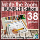 Write the Room: Phonics BUNDLE