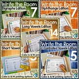 Write the Room Phonics BUNDLE