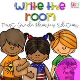 Write the Room - Phonics Edition (35 Hunts for the Year!)