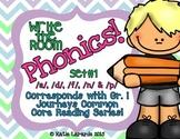 Write the Room Phonics! Set #1