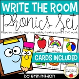Write the Room - Phonics Set