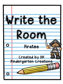 Write the Room Pirates