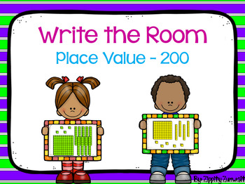 Write the Room - Place Value to 200