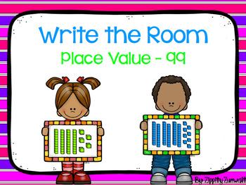 Write the Room - Place Value to 99