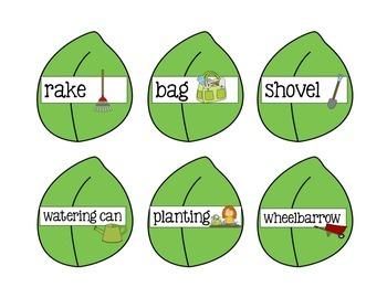 Write the Room: Plants
