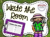 Write the Room Plants - Plants / Gardening Theme (April)