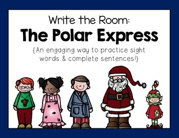 Write the Room: The Polar Express