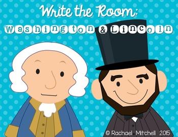 Write the Room: President & Symbols Bundle