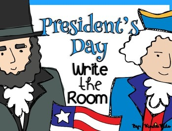Write the Room {President's Day}
