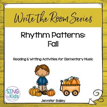 Write the Room Music: Pumpkin Spice {4/4 Edition}