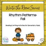 Write the Room Music: Fall