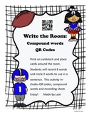 Write the Room QR Code - Football
