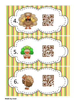 Write the Room QR style - Turkey