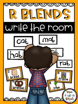 Write the Room- R BLENDS