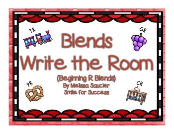 Write the Room { R Blends}