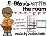 R Blends Write the Room