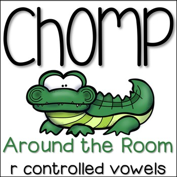 Write the Room: R Controlled Vowels