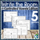 Write the Room for R-Controlled Vowels