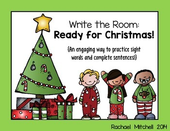 Write the Room: Ready for Christmas! Edition