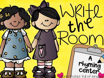 Write the Room {Rhyming}