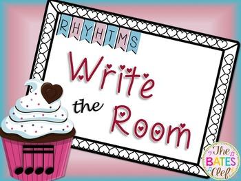 Write the Room Rhythms - Bundle