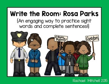 Write the Room: Rosa Parks