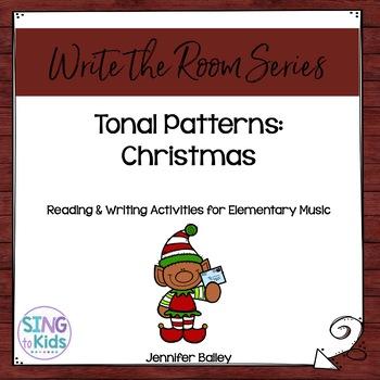 Write the Room Music: Santa's Choir {Major Edition}