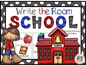 School Write the Room